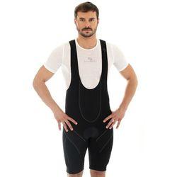 Brubeck SP00170 spodnie rower męskie standard szelki