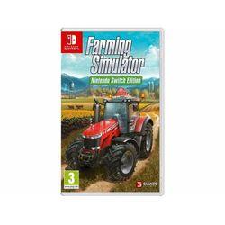 GIANTS SOFTWARE Farming Simulator: Nintendo Switch Edition