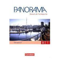 Książki do nauki języka, Panorama B1 Ubungsbuch+DaF + CD (opr. miękka)
