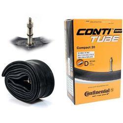 CO0181221 Dętka Continental Compact 20'' x 1,25'' - 1,75'' wentyl dunlop 40 mm