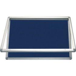 Gablota informacyjna 2x3 model 1 wewnętrzna tekstylna 120x90cm + pendrive GB w prezencie!