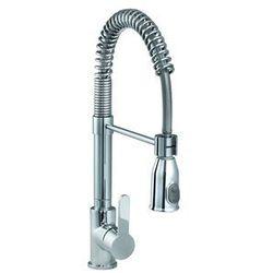 Bateria umywalkowa z wyciąganym prysznicem | STALGAST, 651115