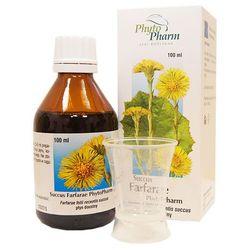 Succ. Farfarae Phytopharm,(Sok z podbialu), 100 ml