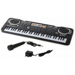 Wielofunkcyjne Dziecięce Organy / Keyboard + Mikrofon + Zasilacz + Nagrywanie...