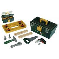 Skrzynki i walizki do majsterkowania, Skrzynka z narzędziami i wkrętarką Bosch - Klein. DARMOWA DOSTAWA DO KIOSKU RUCHU OD 24,99ZŁ