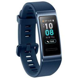 Huawei bransoletka fitness Band 3 Pro, niebieski