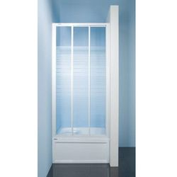SANPLAST drzwi Classic 110 przesuwne, szkło W4 DTr-c-110 600-013-1721-01-410