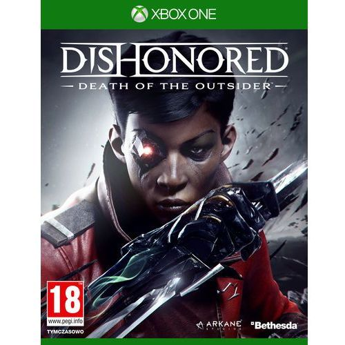 Gry Xbox One, Dishonored Death of the Outsider (Xbox One)