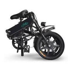 Składany rower elektryczny FIIDO D1 10.4Ah- czarny