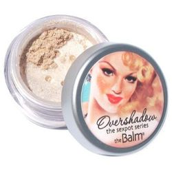 TheBalm Overshadow Gold No Money, No Honey | Mineralny cień do powiek 0,57g