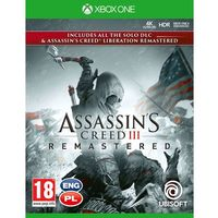 Gry na Xbox One, Assassin's Creed 3 Liberation Remastered (Xbox One)