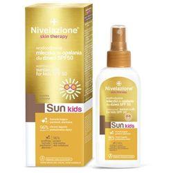 NIVELAZIONE Skin Therapy SUN Wodoodporne mleczko do opalania dla dzieci SPF 50