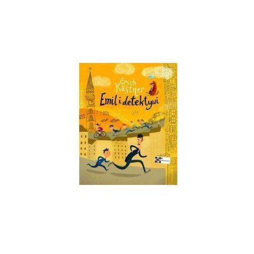 Książki dla dzieci, Emil i detektywi - Erich Kastner (opr. twarda)