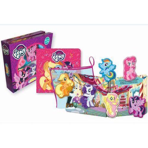 Książki dla dzieci, My Little Pony Hop do kÄ…pieli - Jeśli zamówisz do 14:00, wyślemy tego samego dnia. Darmowa dostawa, już od 99,99 zł. (opr. miękka)