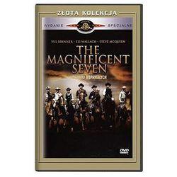 Siedmiu wspaniałych - edycja specjalna (DVD) - John Sturges DARMOWA DOSTAWA KIOSK RUCHU