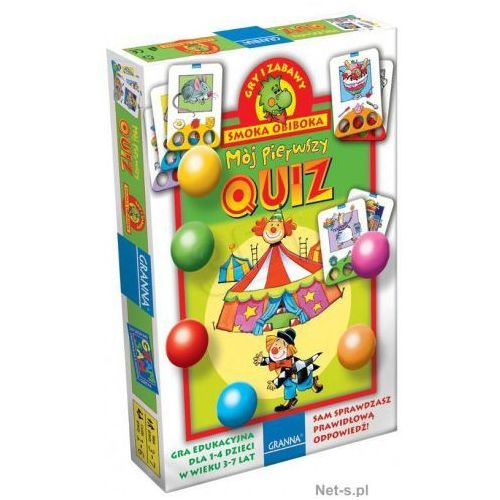 Gry dla dzieci, GRANNA Gra Mój pierwszy quiz