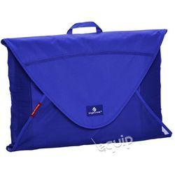 Pokrowiec na odzież Eagle Creek Garment Folder L - blue sea