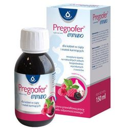 Pregnofer Immuno płyn 150ml