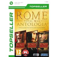 Gry PC, Rome Total War (PC)