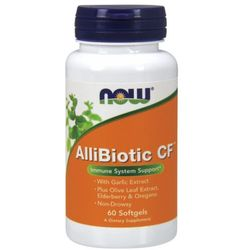 Now Foods AlliBiotic CF 60kaps