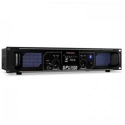 HiFi-PA-wzmacniacz Skytec SPL-1500 4200W USB-SD-MP3
