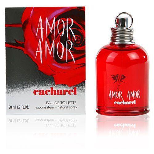 Wody toaletowe damskie, Cacharel Amor Amor, 50ml woda toaletowa