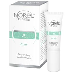 Norel (Dr Wilsz) ACNE ANTIBACTERIAL SPOT-GEL Antybakteryjny żel punktowy (DD151)