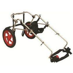 KRUUSE Rehab Wózek inwalidzki dla psa, XL (45-79 kg)