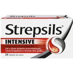 Strepsils Intensive, 8,75mg,tabl.d/ssania,24szt,bl