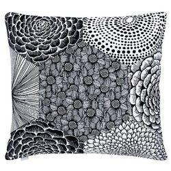 Poszewka na poduszkę Lapuan Kankurit Ruut black 45x45 cm