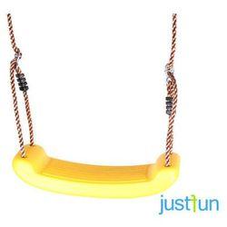 Huśtawka plastikowa - żółty