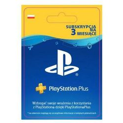 SONY PlayStation Plus 90 dni - OEM