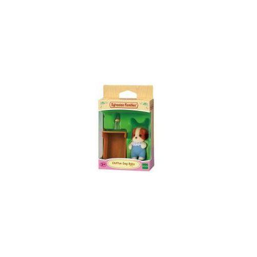 Figurki i postacie, Sylvanian Families Dziecko łaciatych piesków 3416