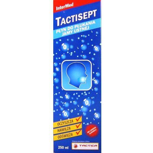 Płyny do płukania ust, TACTISEPT Płyn do płukania jamy ustnej 250 ml