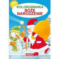 Kolorowanki, Kolorowanka Boże Narodzenie - Jarosław Żukowski OD 24,99zł DARMOWA DOSTAWA KIOSK RUCHU