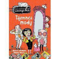 Książki dla dzieci, TAJEMNICA MODY BIURO DETEKTYWISTYCZNE LASSEGO I MAI - Martin Widmark (opr. twarda)