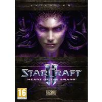 Gry na PC, Starcraft 2 Heart of Swarm (PC)