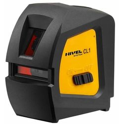 Laser krzyżowy Nivel System CL1 poziomica