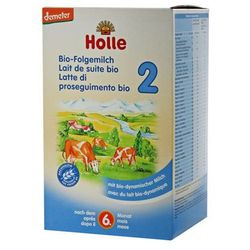 HOLLE 2 600g Mleko następne dla dzieci od 6 miesiąca w proszku BIO