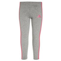 adidas Performance Legginsy medium grey heather/super pink