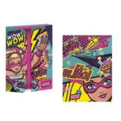 PAMIETNIK ZAM 200X145 STK BARBIE POW PBH12/48. Darmowy odbiór w niemal 100 księgarniach!