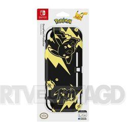 Hori Switch Lite DuraFlexi Protector Pikachu Black & Gold