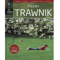 Książki o florze i faunie, Piękny trawnik (opr. twarda)