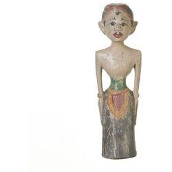 Dekoria Figura Leti postać mężczyzny 7x7x31cm, 7 × 7 × 31 cm