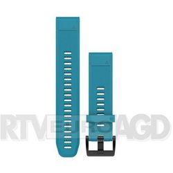 Garmin Pasek silikonowy Quick Fit 22mm Fenix 5 (niebieski)
