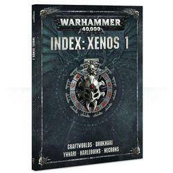 Index: Xenos 1 (angielski) (43-94-60) GamesWorkshop 60040199086
