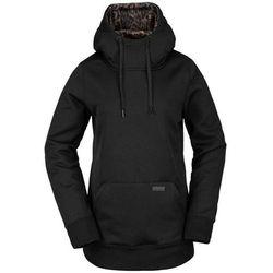 bluza VOLCOM - Yerba P/Over Fleece Black (BLK) rozmiar: L