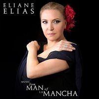 Pozostała muzyka rozrywkowa, MUSIC FROM MAN OF LA MANCHA - Eliane Elias (Płyta CD)