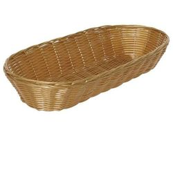 Koszyk na pieczywo | 6 szt. | 36x15x(H)7cm