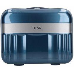 Titan Spotlight Flash Kuferek na kosmetyki 38 cm north sea ZAPISZ SIĘ DO NASZEGO NEWSLETTERA, A OTRZYMASZ VOUCHER Z 15% ZNIŻKĄ